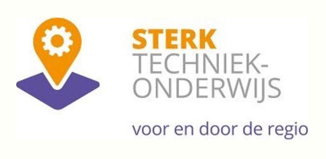 logo STO wit